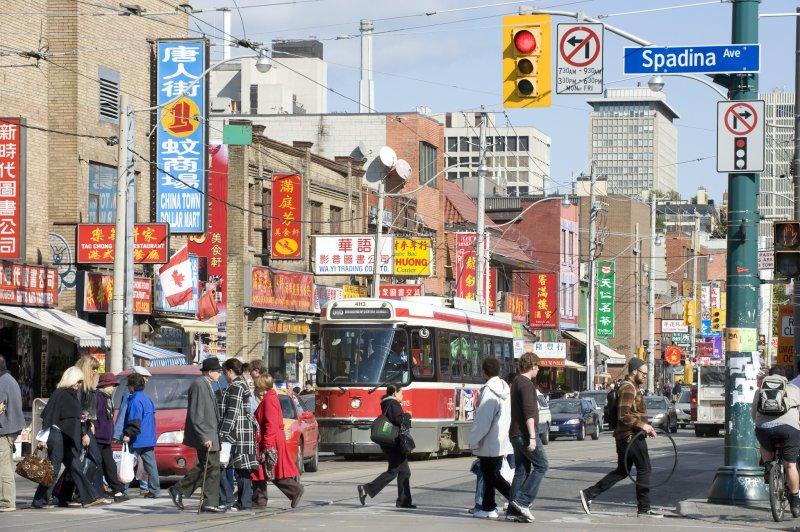 多倫多的中國城  (圖/CityofToronto@FlickrCCBY2.0)