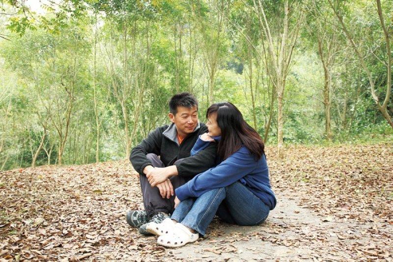 為了照顧老公而心力交瘁之際,婆家的言語傷害更讓她難受。(圖/方智提供)