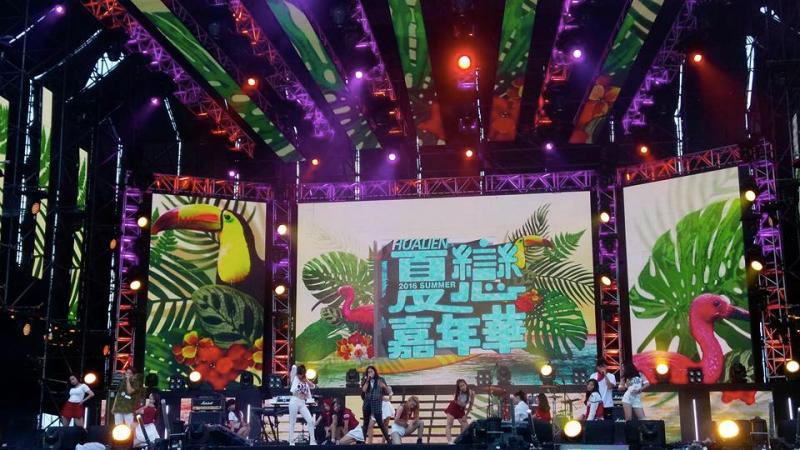 《夏戀嘉年華》已成為全台指標性大型演唱會,每年吸引上萬歌迷前往朝聖(圖 / 夏戀嘉年華粉絲專頁)