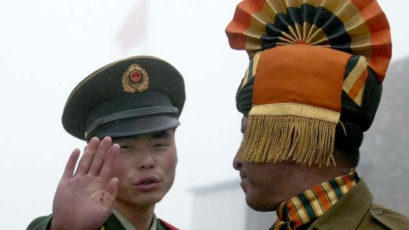 邊界對峙:中國加強輿論攻勢逼迫印度撤軍(BBC中文網)