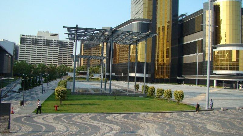 文化中心廣場,圖片來源:wikiwand