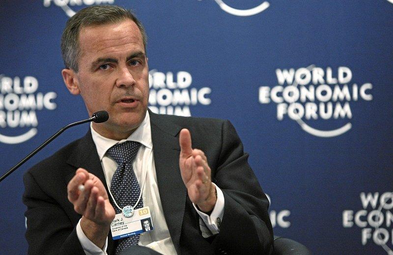 加拿大籍馬克•卡尼(Mark Carney)被英國延攬為央行行長。(Wikiwand)