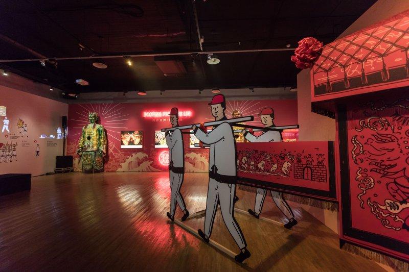 中華文化總會即將舉行媽祖展。(中華文化總會提供)