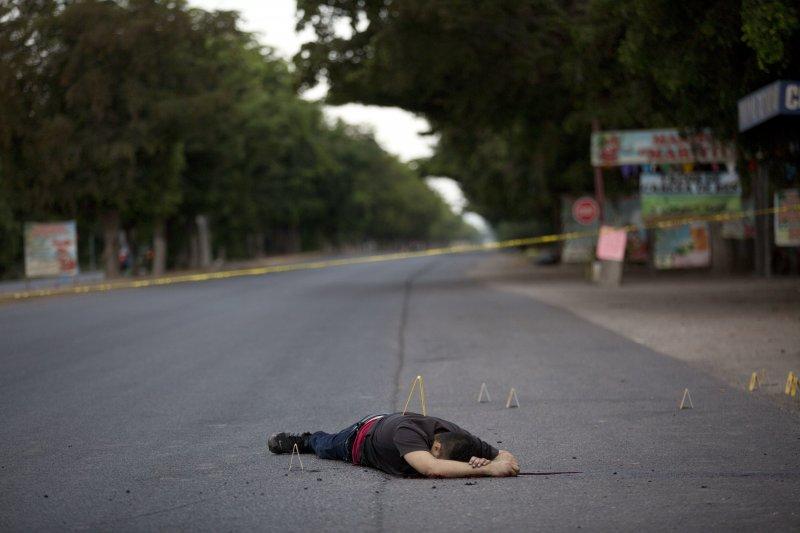 墨西哥,販毒集團,毒梟,記者。(美聯社)