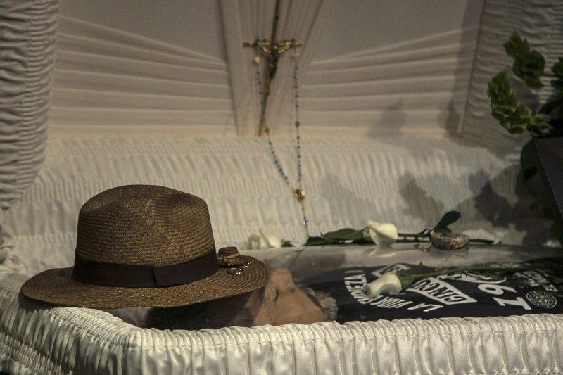 墨西哥,販毒集團,毒梟,知名記者瓦德茲遭當街殺害。(美聯社)