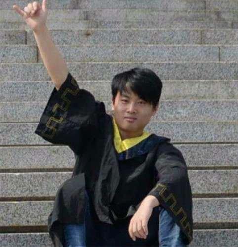 受傳銷陷阱所騙而死的中國東北大學畢業生李文星。(新華網)