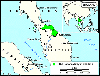 泰國南部是伊斯蘭教徒佔多數的地區。(圖/Outside提供)