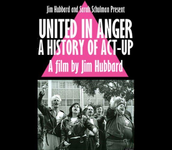 《在憤怒中團結》電影海報(圖/GagaOOLala提供)