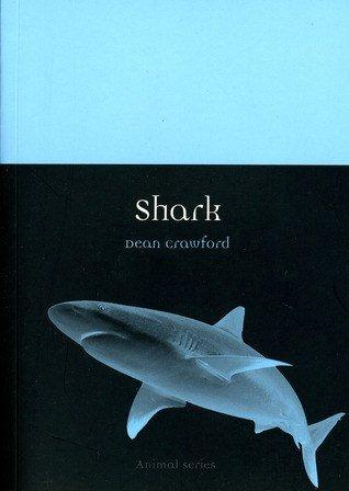 克勞佛(Dean Crawford)的著作《鯊魚》(Shark)。(圖/Outside提供)