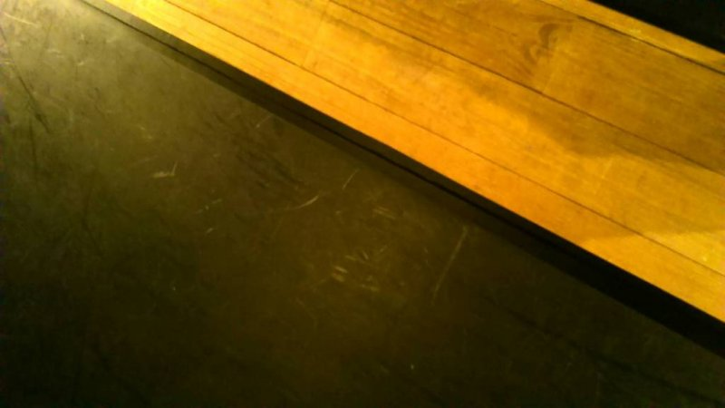 舞蹈地板保護表演者,也保護了其下的舞台木地板。(圖/廣藝基金會提供)