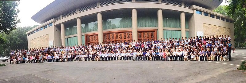 中國新聞史年會千人大會,要建設具有中國特色的新聞學。