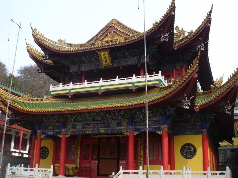 中國寺廟成為地方官員的生財工具。(取自網路)