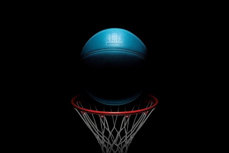 Hermes 皮籃球(圖/Heaven Raven提供)