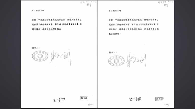 2017-08-24-立法院第3次臨時會,國民黨團提案刪除客委會全數預算-風傳媒翻攝