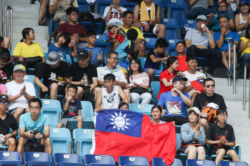 20170827-世大運-.網球賽場。(陳明仁攝)