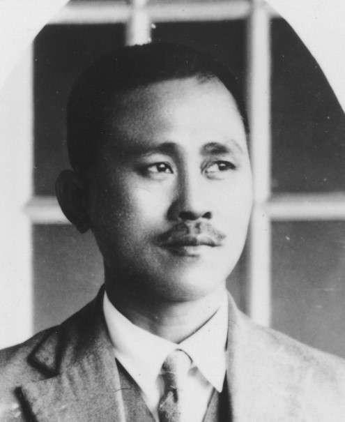 蔡培火(圖/維基百科)