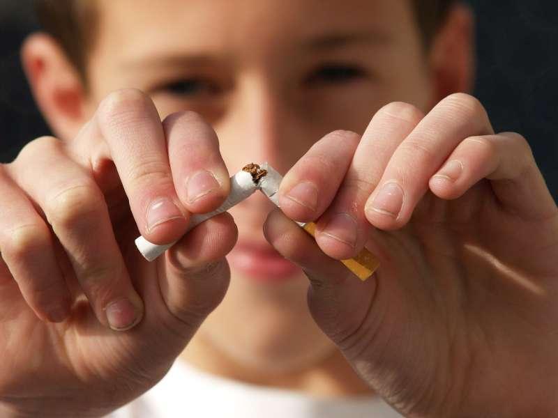 香菸,拒菸,戒菸。(pixabay)