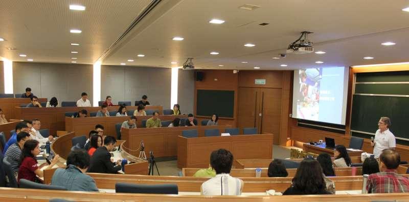 政大EMBA舉辦創業平台講座,邀請業界專家分享新趨勢。(圖/政大EMBA)