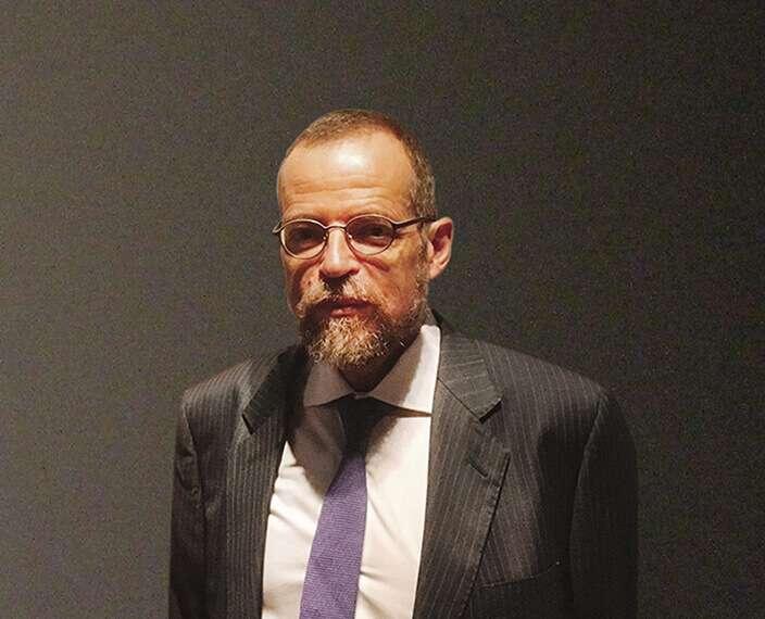 現任聖家堂總監 – 喬治.法利 Jordi Fauli 先生。(圖/丁紹原 攝,瘋設計提供)