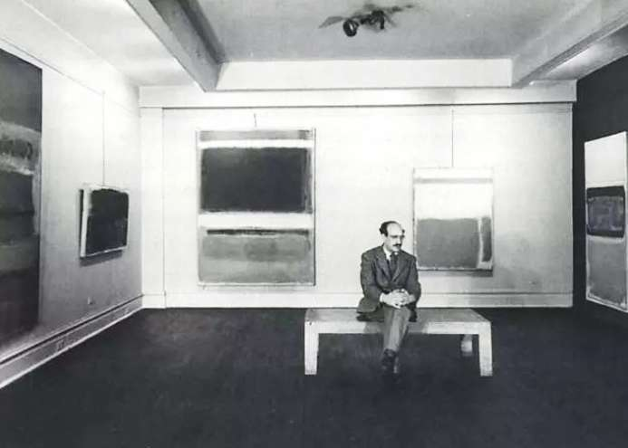 俄裔抽象表現主義畫家Mark Rothko。(圖/瘋設計提供)