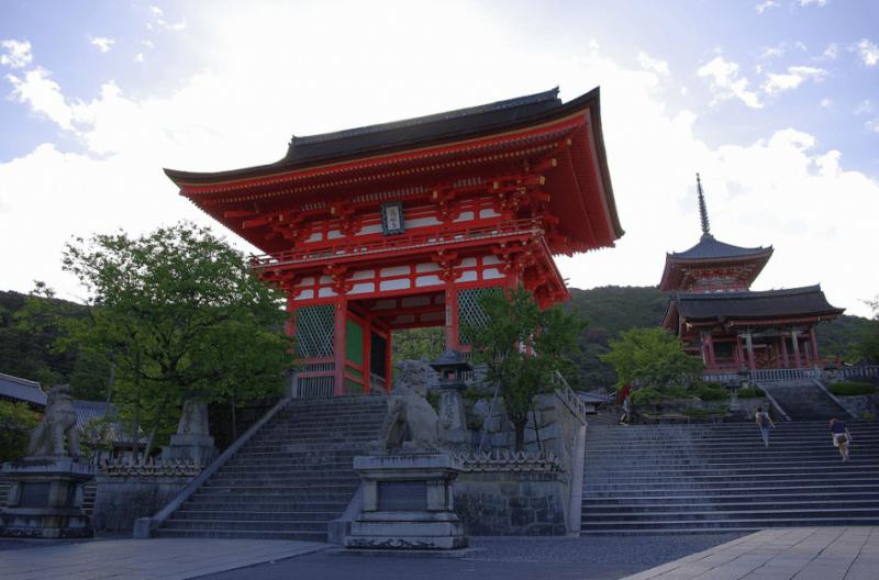 京都清水寺可說是來京都必去景點。(圖/Tomoaki INABA@Flickr,FunTime提供)