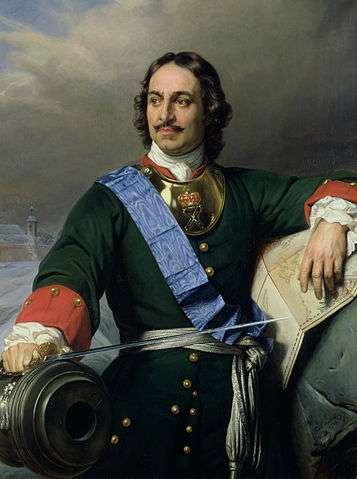 「全俄羅斯的皇帝」彼得大帝。(圖/即食歷史提供)
