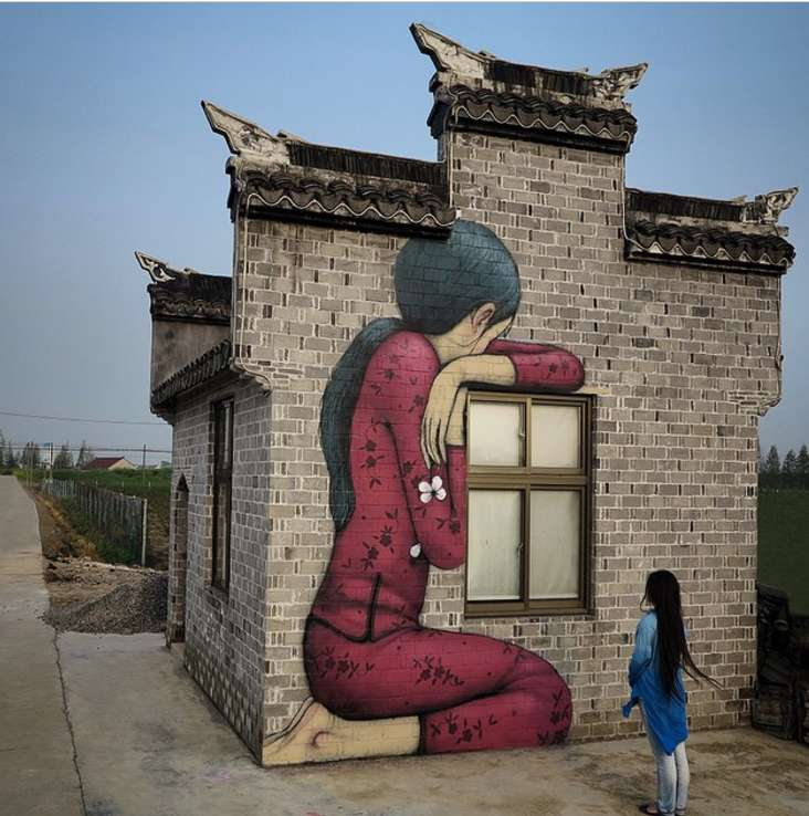 上海西郊村落 ©Julien Malland。(圖/瘋設計提供)
