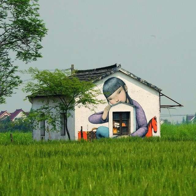 上海西郊村落 3©Julien Malland。(圖/瘋設計提供)