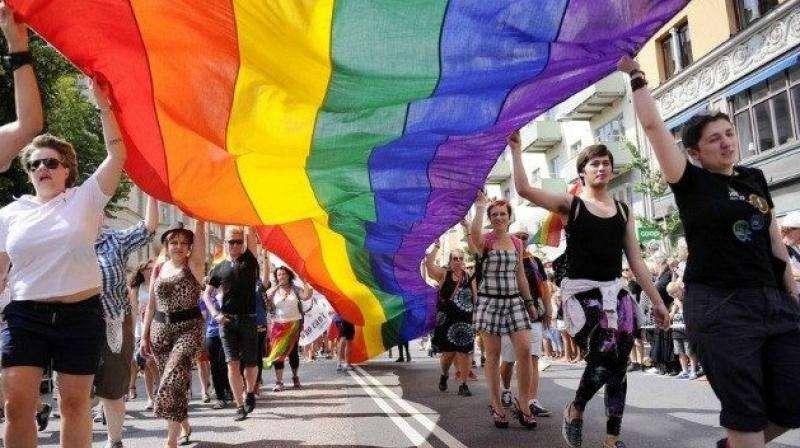 澳洲將舉行同志婚姻合法化公投,同婚。(美聯社)