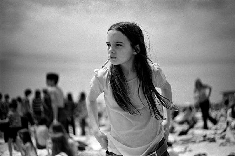 約瑟夫‧薩博,《Priscilla》,1969年。(圖/城市美學新態度提供)