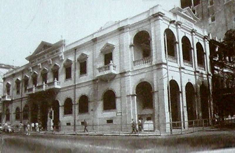 澳門的大西洋銀行原稱為大西洋國海外匯理銀行澳門分行,為葡萄牙在其殖民地所設立,負責發行葡萄牙海外殖民地的鈔票。(圖/澳門雜誌)