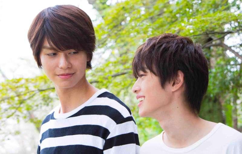 本片描述聽障大學生與同年級男子之間,些微酸澀卻又爽朗明快的感情。(圖/天馬行空提出)