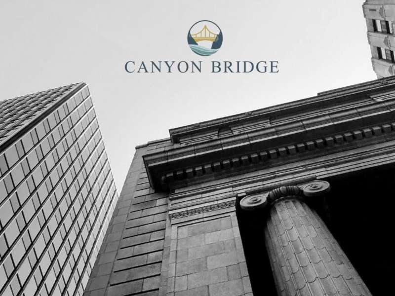 峽谷橋梁資本夥伴(Canyon Bridge Capital Partners)具有中資背景,被美國總統川普禁止收購半導體。(截圖自Canyon Bridge)