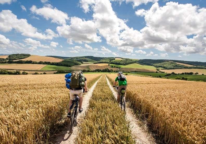 南唐斯大道是位在英國倫敦南方南唐斯國家公園內知名的一條單車祕境,也是唯一一條完全穿越國家公園的重要國家步道。(圖/architecturaldigest)