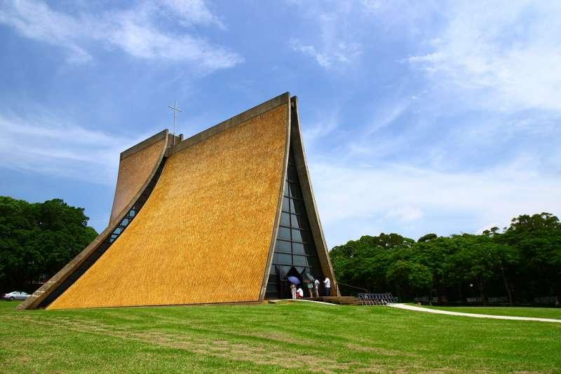 東海大學 路思義教堂。(圖/城市美學新態度提供)