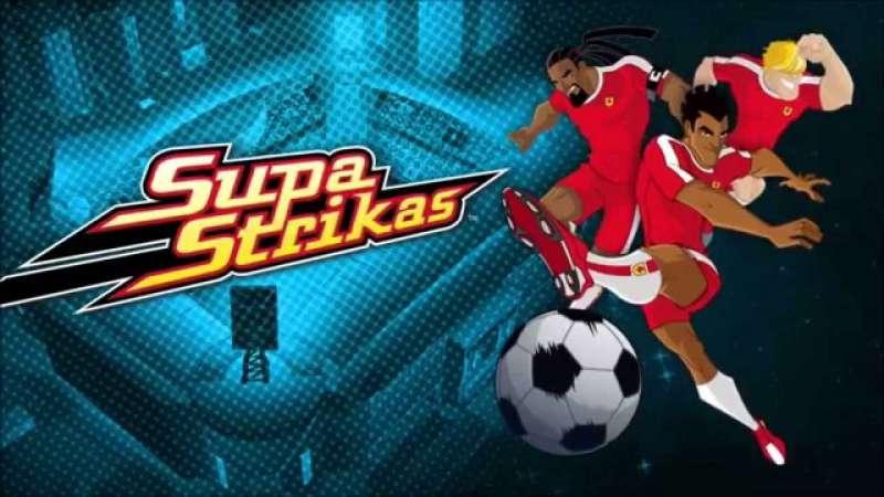 非洲另一套成功的動畫Super Strikas。(圖 / Outside提供)