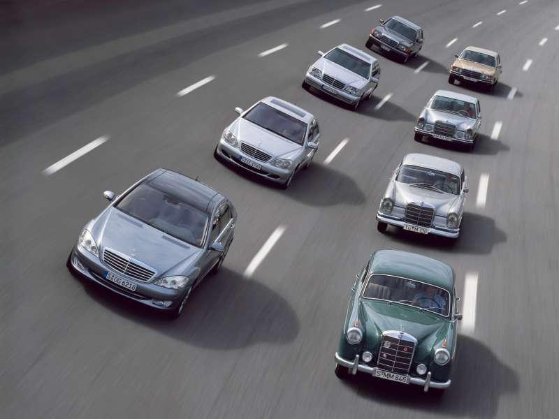 1972以來,45個年頭中S-Class已於全球累積近400萬銷售量,是全球最暢銷的豪華旗艦。(圖/台灣賓士提供)