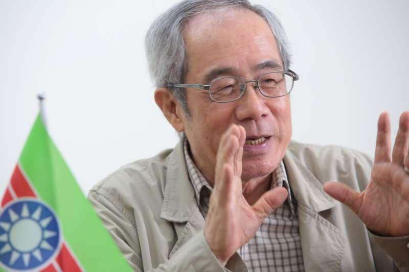 20170919-救國團召集人白秀雄專訪。(顏麟宇攝)