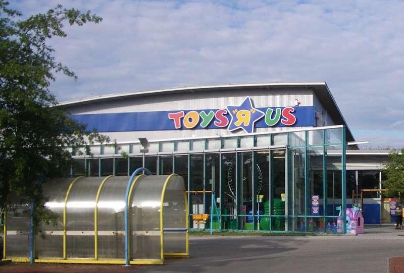 玩具反斗城18日聲請破產。(Andreas Praefcke@wikipedia/CCBY3.0)