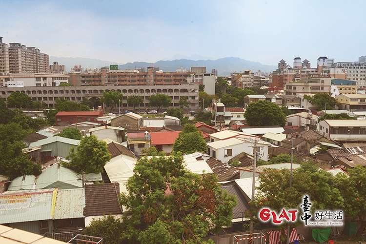 東勢子是台中舊市區最後僅存的原生聚落,過去受都市計畫限制,仍保留原有面貌。(圖/台中好生活提供)