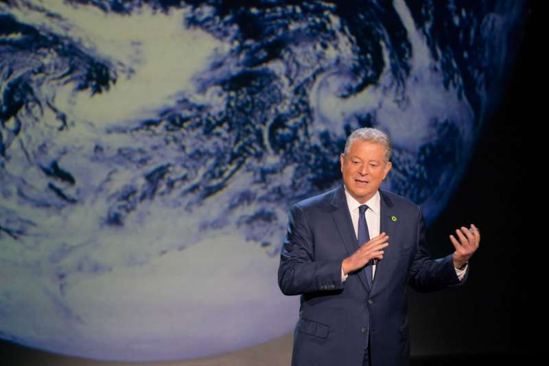 十年前的【不願面對的真相】,讓氣候危機成為世人關注焦點,前美國副總統高爾也因「昭告世人氣候變遷所帶來的危機」而成為諾貝爾和平獎得主。(圖/MEC提供)
