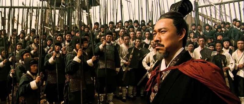 蜀漢史觀的三國和曹魏視角的三國大異趣。(電影赤壁照劇照)