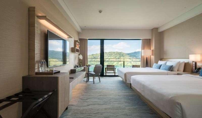 雲品溫泉酒店日月潭(圖/Hotelscombined提供)