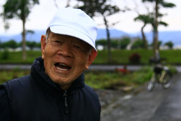 宜蘭廣興李全達阿公,2017年90歲。(圖/李公元提供|想想論壇提供)