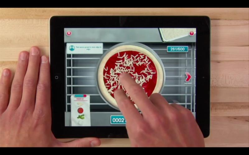 達美樂的創新,發生在每個與顧客接觸的時機點,怎麼打造新鮮數位體驗,也成為他們的重要功課。( 圖/取自Vimeo)