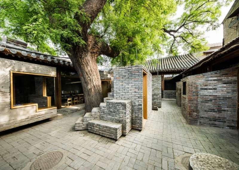 北京微雜院(2014)。(圖/©ZAO  standardarchitecture)