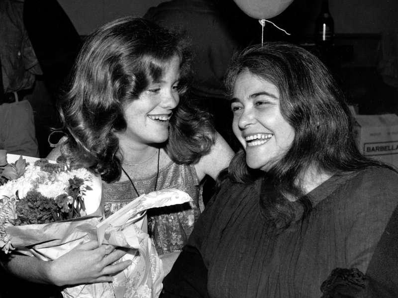 1979年5月的凱特.米利特(AP)