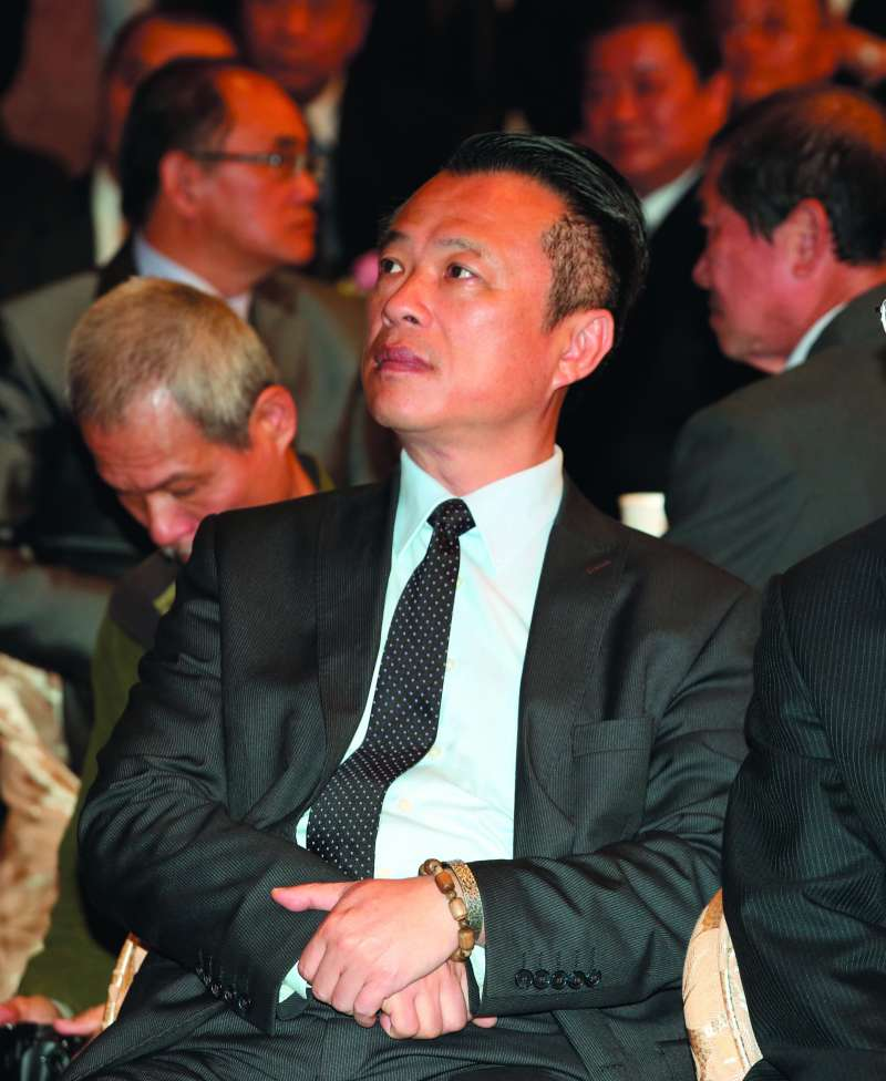 若獲民進黨提名競選嘉義縣長,翁章梁生涯選戰首勝將是大勝。(郭晉瑋攝)