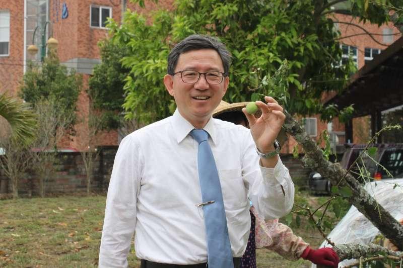 20171013-前台大醫院副院長王明鉅。(取自王明鉅臉書)