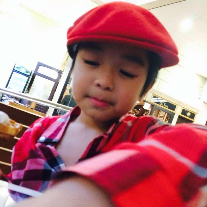 保有孩子的天真,讓他有能力看見大人不願面對的脆弱。(圖/Nakashima Bao Official site@Facebook)